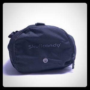 SkullCandy Ink'd Duffle Bag Black 16Lx11Wx9.5H